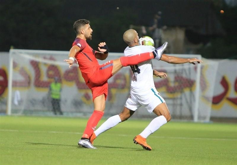 لیگ برتر فوتبال  پیروزی یک نیمهای شاگردان نکونام در مقابل استقلال خوزستان