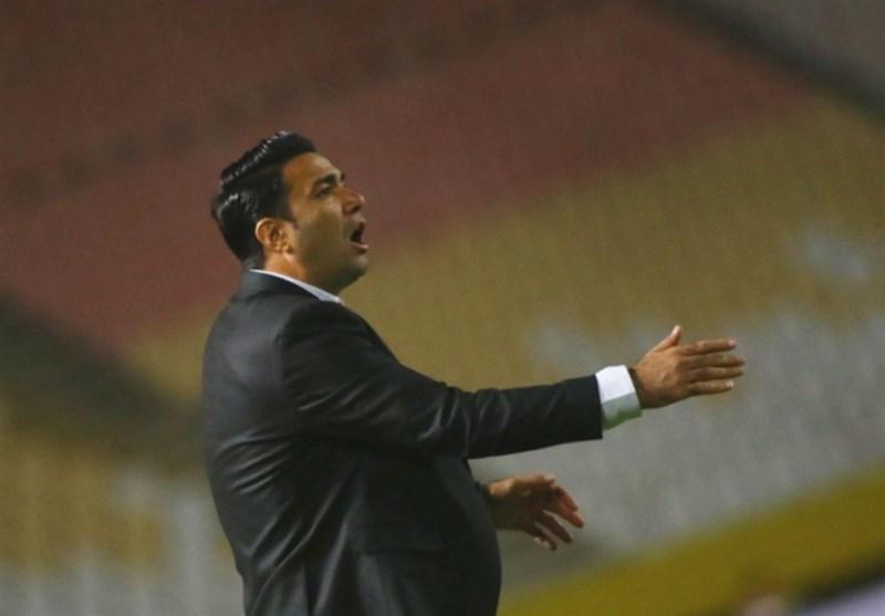 مازندران| جواد نکونام: برخی مربیان خوب حرف میزنند اما ترسو هستند