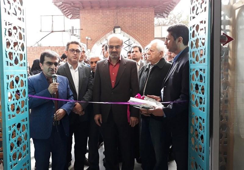نمایشگاه کتاب مازندران در ساری گشایش یافت