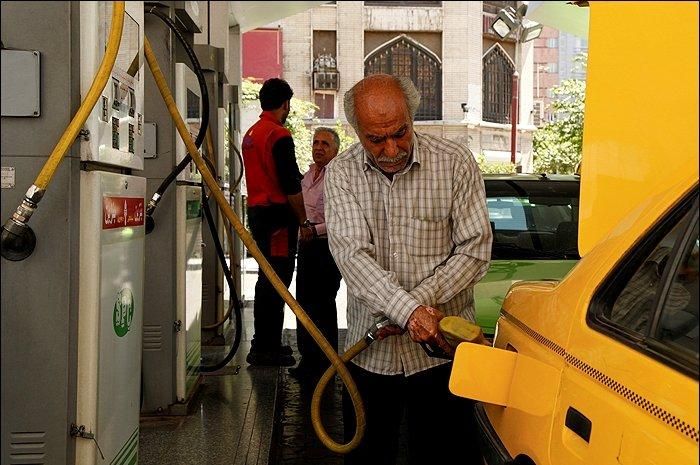 جمع آوری گازهای پمپ بنزین در مازندران برای نخستین بار در استانهای شمالی