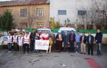 بیستمین مانور سراسری زلزله در مدارس منطقه چهاردانگه برگزار شد + تصویر