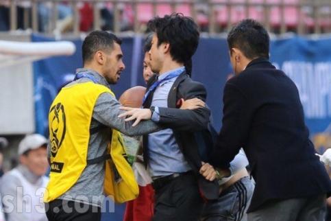 ناکامی عالیشاه در نجات جیمی جامپ ایرانی (عکس)
