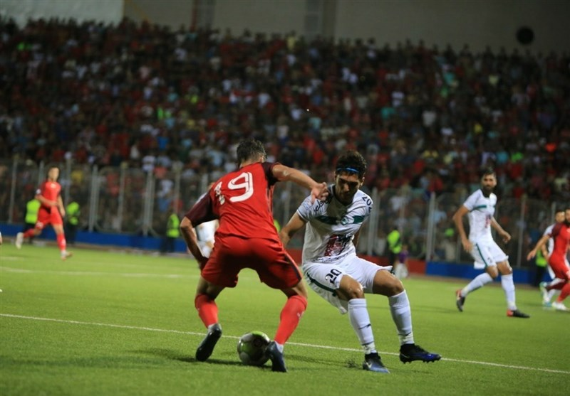 مازندران| نساجی در اندیشه کسب پیروزی در ایستگاه پایانی نیم فصل اول است