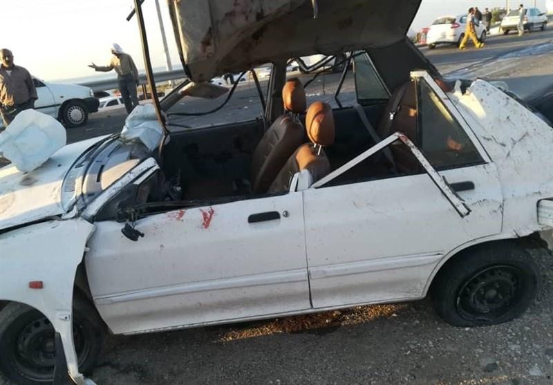 کشته شدگان حوادث رانندگی درونشهری در مازندران کاهش یافت