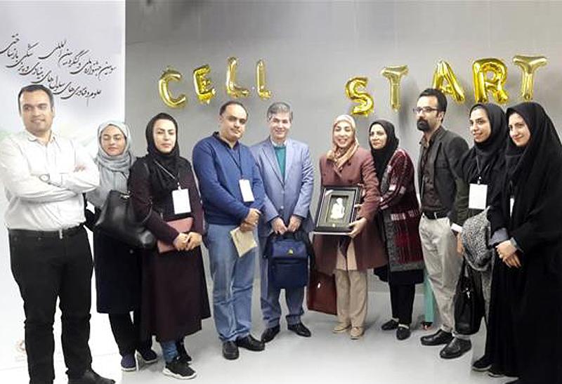 دانشگاه علوم پزشکی مازندران رتبه نخست جشنواره ملی و کنگره بین المللی سلولهای بنیادی و پزشکی بازساختی را کسب کرد