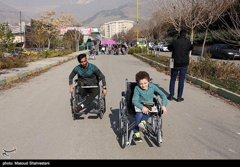 مازندران  ۳ هزار دستگاه ویلچر بین معلولان کشور توزیع شد