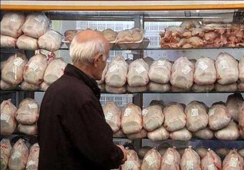عرضهکنندگان متخلف مرغ در مازندران ۱۷ میلیارد ریال جریمه شدند