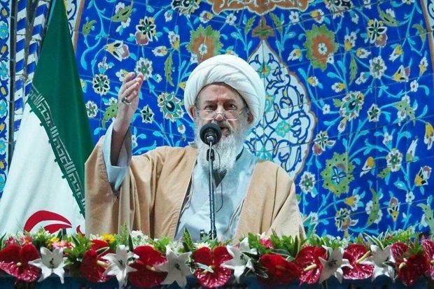 حمایت از تروریست تهمت ناروا علیه ایران اسلامی است