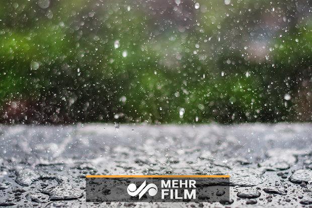 بارشها در شمال شدت بیشتری پیدا میکند