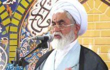 اصلاحیه: : ۵ مهر آخرین خطبه حجت الاسلام تیموری برای مردم چهاردانگه