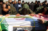 حادثه تروریستی شهادت پاسداران نقطه نابودی گروهک های تکفیری است