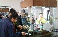 نمایش عروسک های فرهنگی ۵۲ ملل جهان واقوام ایرانی