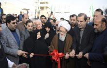 اولین تونل شهری مازندران در ساری افتتاح شد