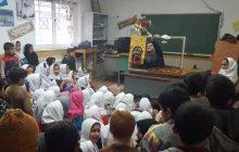 اردوی جهادی کانون برای کودکان روستایی در چورت