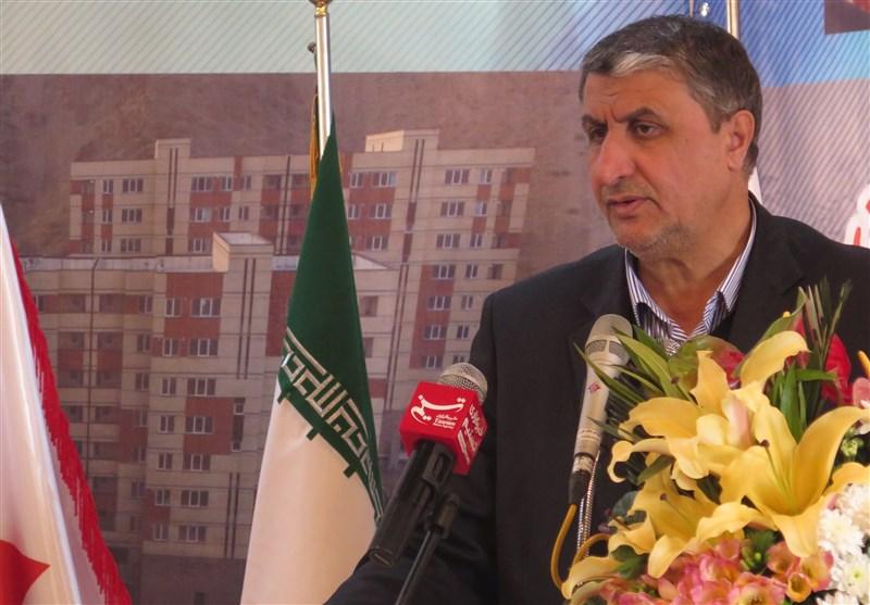 وزیر راه در مازندران: تسریع در تعریض محور کیاسر برنامه اصلی وزارت راه در سال ۹۸ است