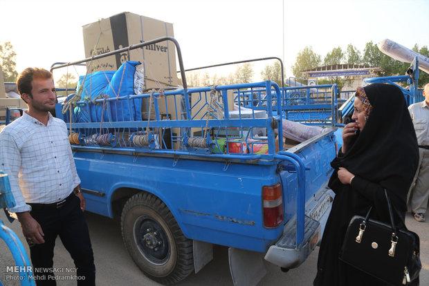 ۳۵۰ سری جهیزیه بین نیازمندان در مازندران توزیع شد