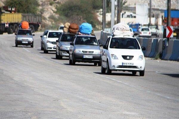 اقامت ۲.۳ میلیون مسافر - شب در مازندران
