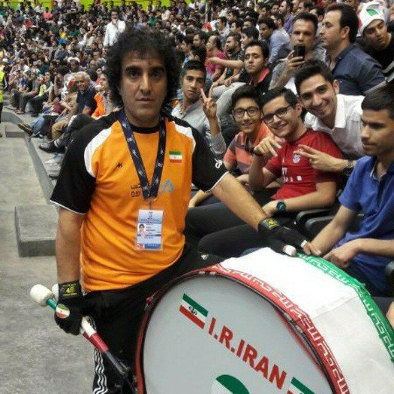 اشک ها و لبخندهای «طبلی های» ورزش مازندران