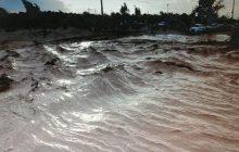 راه برخی روستاهای چهاردانگه ساری بسته است