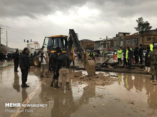 آمادگی سپاه برای ساخت ۵۰۰ مسکن تخریب شده در سیل مازندران