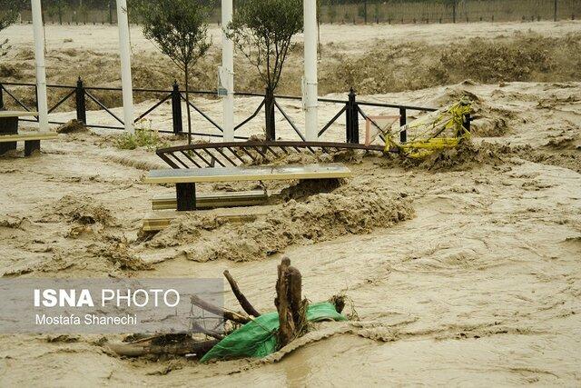 مازندران یک روز پس از بحران