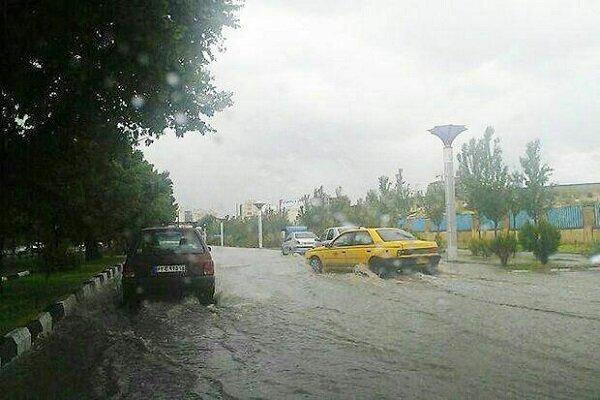 ثبت ۲۰۹ میلیمتر بارندگی طی فروردینماه امسال در رامسر