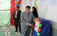 زنگ سلامت در دبیرستان شبانه روزی حضرت فاطمه (س) چهاردانگه نواحته شد