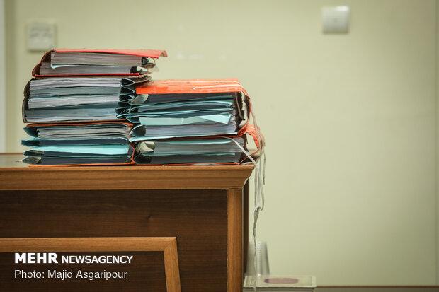 ۳۰ هزار فقره پرونده در دادگستری نکا بررسی شد