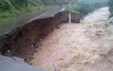 باد و باران به همراه احتمال سیلابی شدن رودخانهها در کوهپایهها
