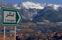 رصد و شناسایی ساختوساز غیرمجاز در روستای لنگر