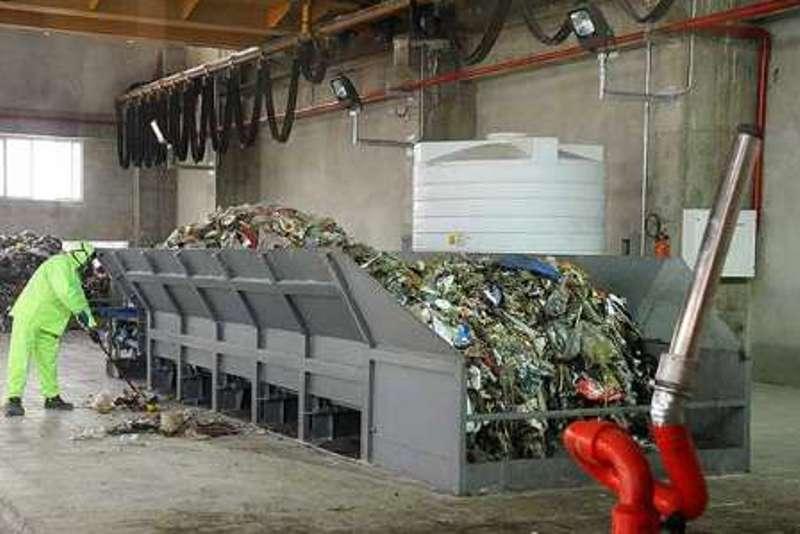 بلاتکلیفی نیروگاه زباله سوز شهرداری ساری