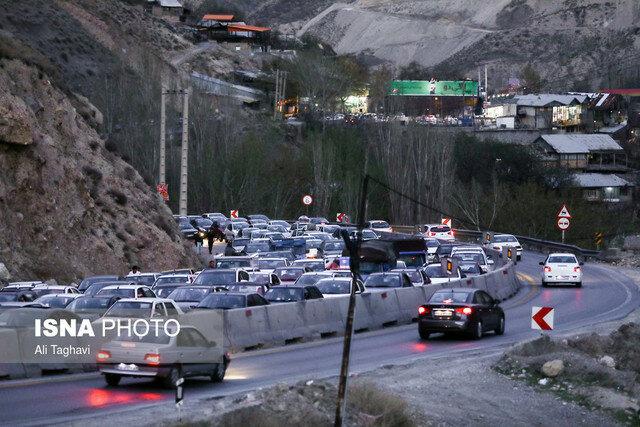 محدودیت های ترافیکی محورهای مواصلاتی مازندران