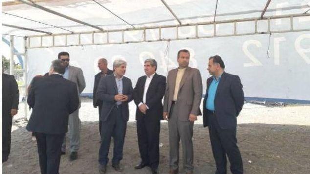 وزارت کشور از آزاد سازی سواحل دریای مازندران گزارش تهیه می کند