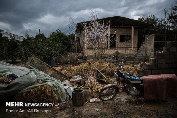تعمیر ۵۸۰۰ واحد مسکونی آسیب دیده سیل مازندران روبه اتمام است