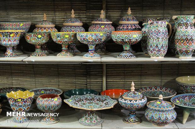 آیین ها و هنر فاخر صنایع دستی میراث معنوی مازندران است
