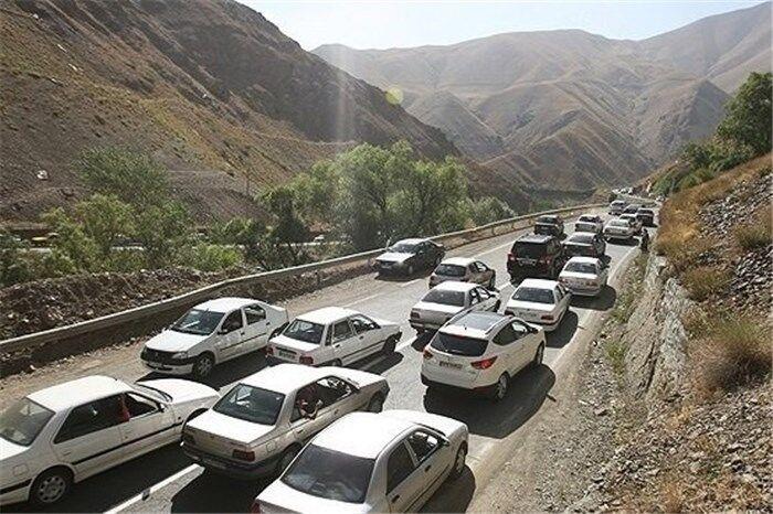 ترافیک سنگین پایان هفته به جادههای مازندران برگشت