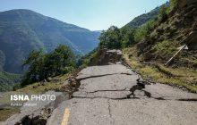 جادههای روستایی رانش دیده سیل زده مازندران همچنان مسدودند