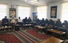 جمعی از خبرنگاران با امام جمعه نوشهر دیدار کردند