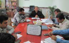 جلسه مشترک شورای معاونین با مدیران شهری منطقه چهاردانگه برگزار شد
