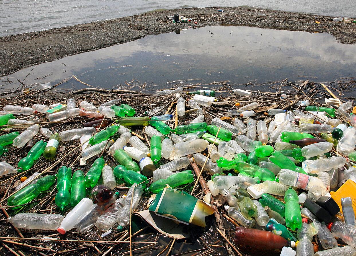 دفن زباله؛ بلیه زمین و آب و هوای مازندران