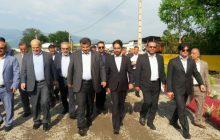 رئیس سازمان محیط زیست کشور به مازندران سفر کرد