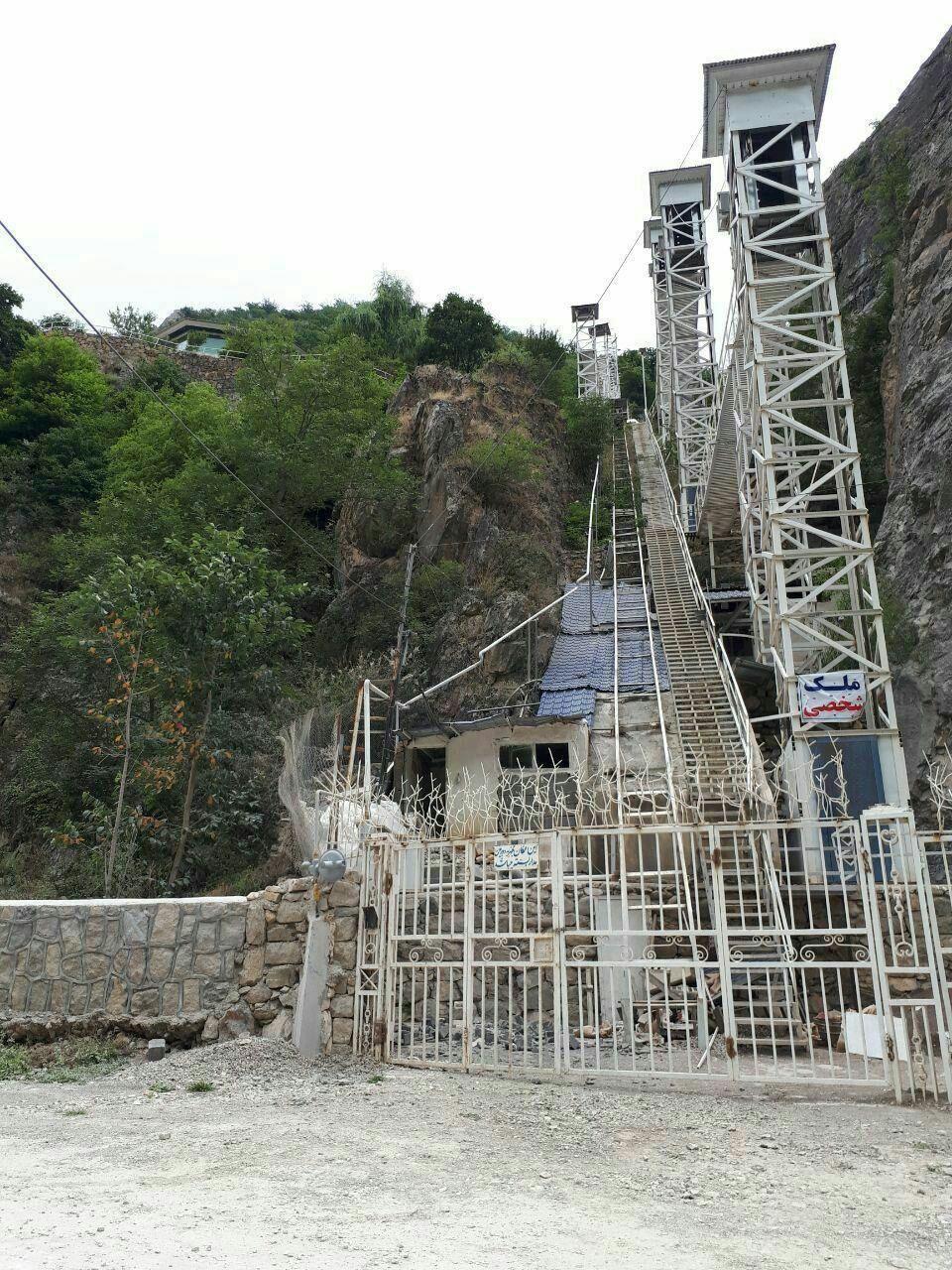 منابع طبیعی پرونده ویلای منطقه مرتفع روبارک کلاردشت را پیگیری می کند