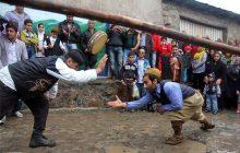 کارناوال شادی در کندلوس مازندران به راه میافتد