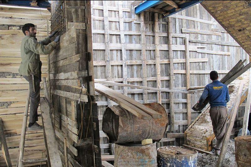 ۲۰ هزار کارگر ساختمانی مازندران در انتظار بیمه
