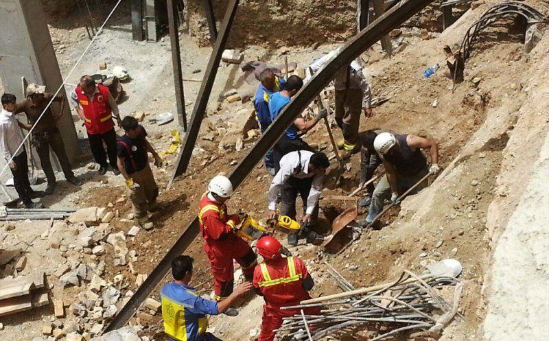 ۳۸ درصد از مرگ ناشی از حوادث کار در حوزه ساختمانی است