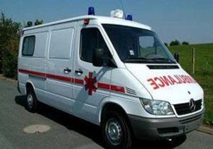 امداد رسانی پایگاه اورژانس به یک مادر باردار در روستای چورت