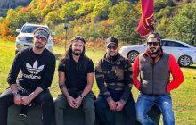 برگزاری مسابقه رالی ایرانی در چهاردانگه