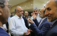 گزارش تصویری از سفر هيات كميته فرهنگي قرار گاه سيل به خوزستان به سر پرستي دكتر شجاعي