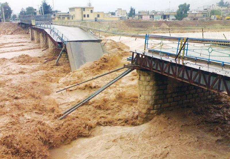 راهداری مازندران برای بهسازی خسارت سیل ۶۴۰ میلیارد ریال اعتبار گرفت