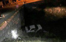 سقوط پژو به دره در جاده کلاردشت یک کشته برجای گذاشت